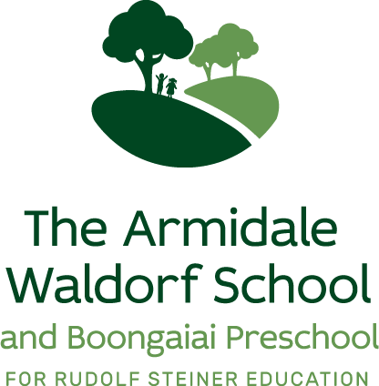 The Armidale Waldorf School Retina Logo